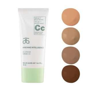 Arbonne - CC Cream, Four Shades *Vegan*