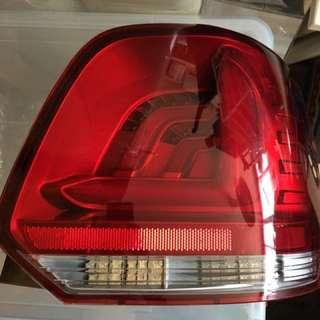 Polo 6R 改裝尾燈一對出售