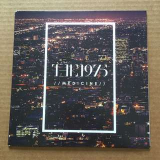 "The 1975 Medicine Limited Edition 7"" Vinyl"