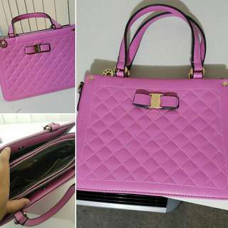 Brand New Pink Bag