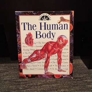 Discoveries : The Human Body
