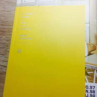 Astro 1st Mini Album