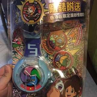 妖怪手錶set (只有一set、售完即止)