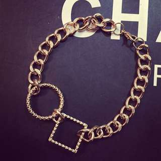 Elegant Bracelet in Gold Color (free NM)