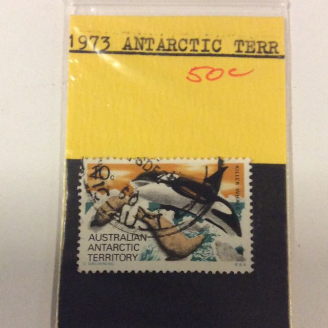 1973 Australian Antarctic Territories