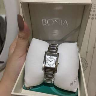 Original Bonia Watch Full Set