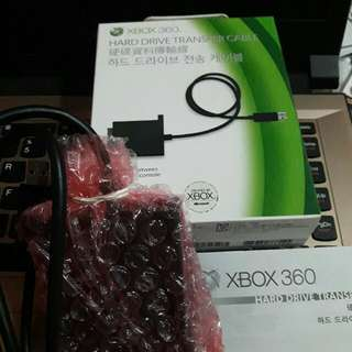 XBOX Hard drive Transfer Cable