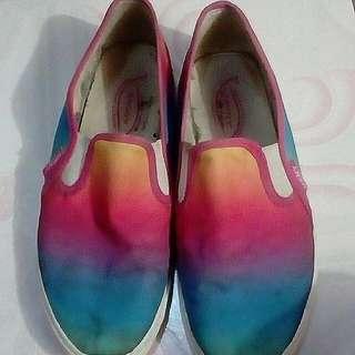 Rainbow Loafers