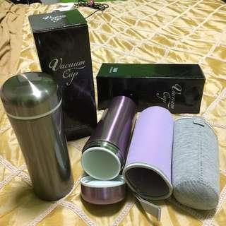 BNIB Ceramic Flask Mug