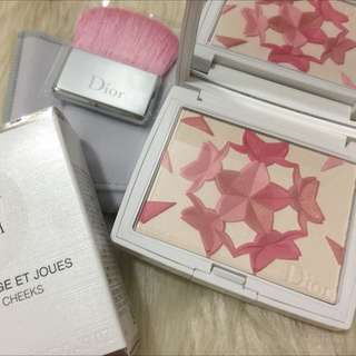 DIor DIORSNOW Blush 'N' Bloom Limited Edition