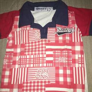 Snoopy Polo Shirt