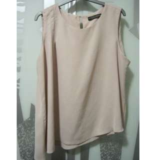 Dorothy Perkins Asymmetrical Blouse UK16