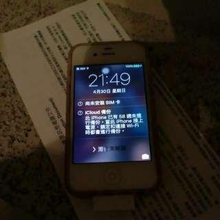 蘋果 I Phone 4S