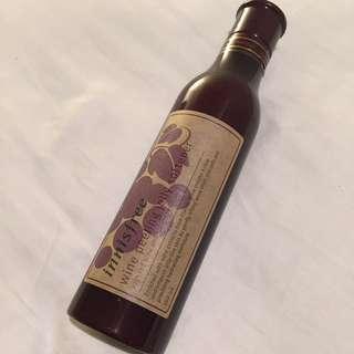 NEW! Innisfree Wine Peeling Jelly Softener