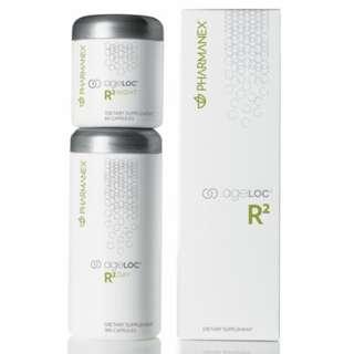 Nuskin Pharmanex Ageloc R2