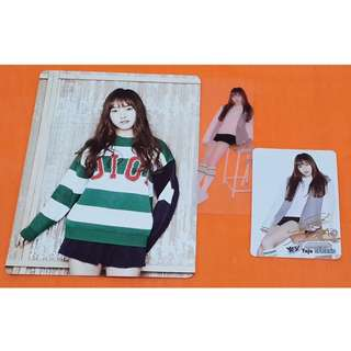 GFriend's Yuju Season Greetings 2017