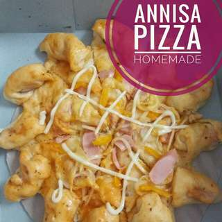 Annisa pizza homemade ( APH )