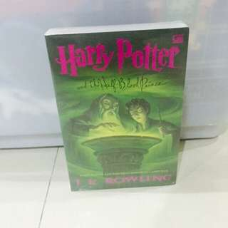 Harry Potter And The Half-Blood Prince - Harry Potter #6