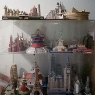 3D立體建築物