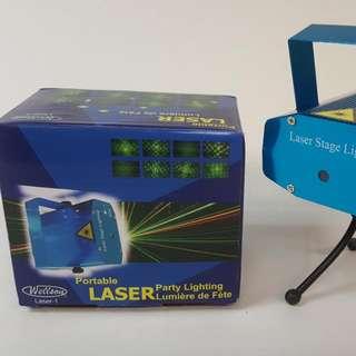 laser party light