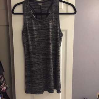 Heathered Gray Tank