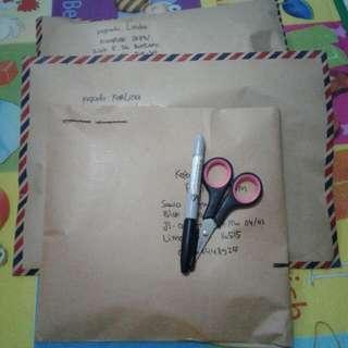 Paket Siap Meluncur..