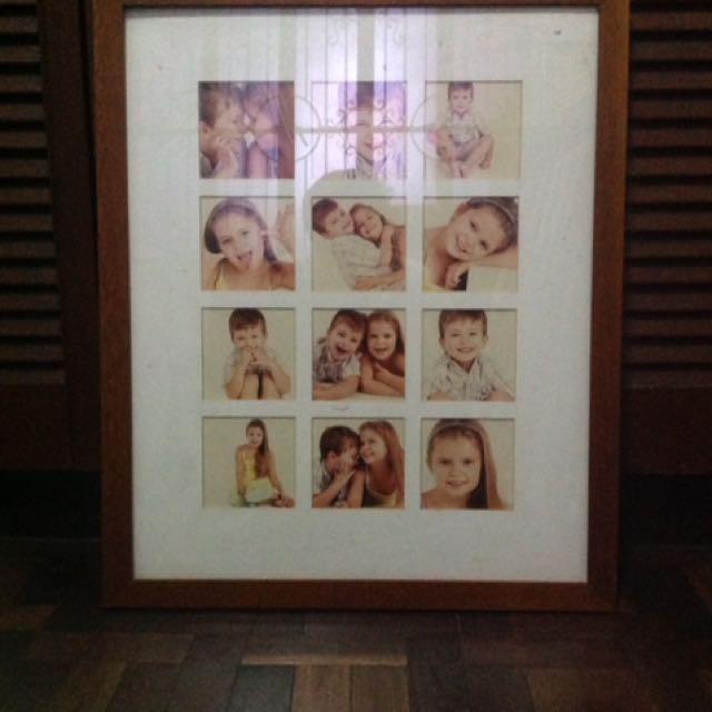 24x28 Classic Wood Frame