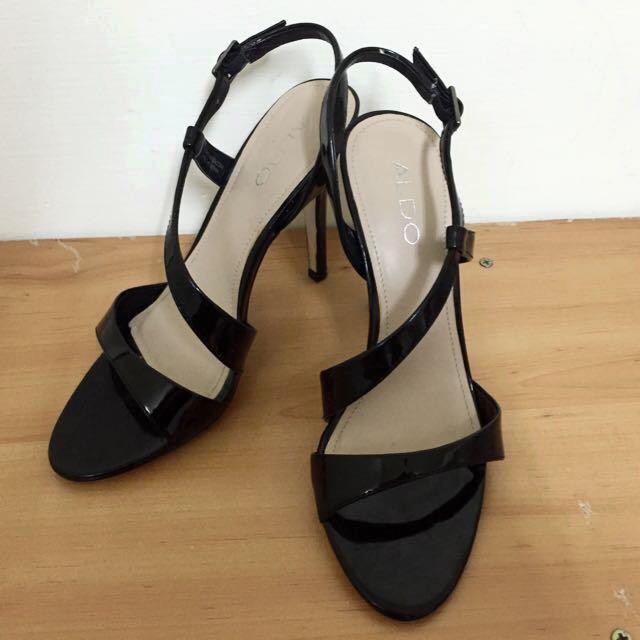 9成新 正品 ALDO 性感高跟涼鞋 36  #五百元好女鞋