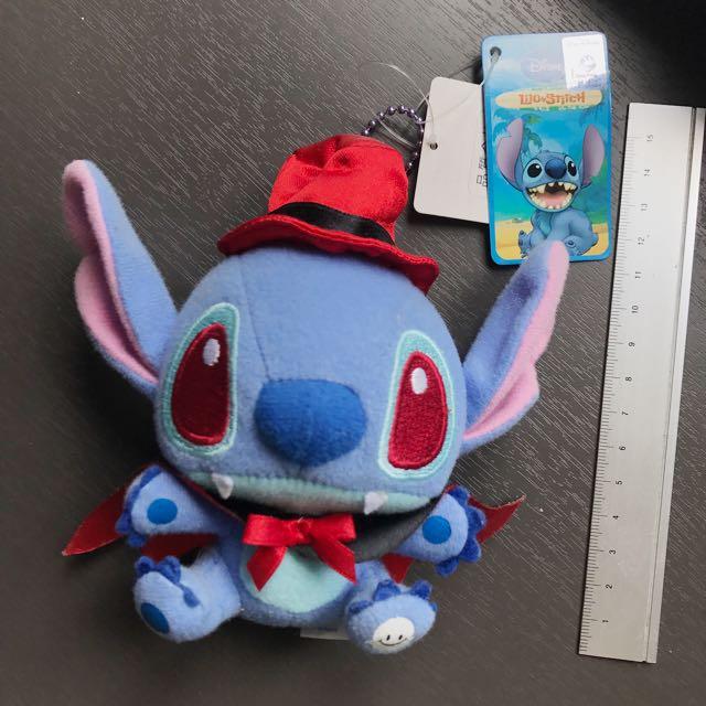 (全新)迪士尼萬聖節邪惡版史迪仔公仔掛吊裝飾 Disney Stitch Halloween