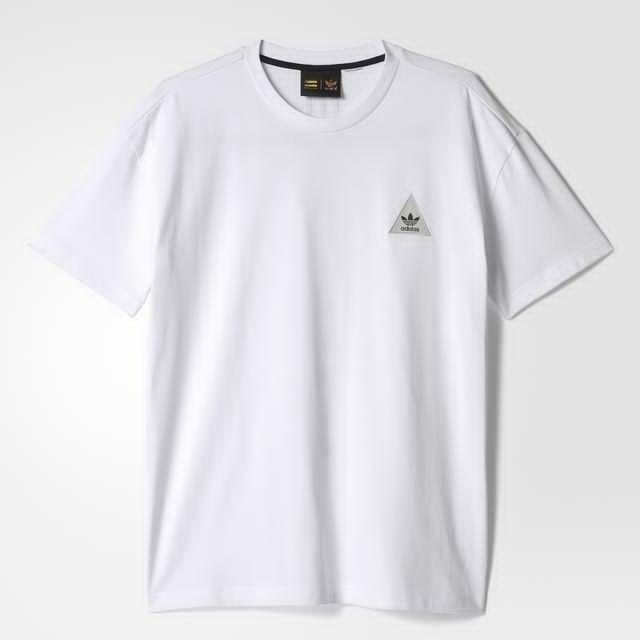 c82a4689f6fea ADIDAS X PHARRELL WILLIAMS JAPANESE TEE White   Black. Size S ...