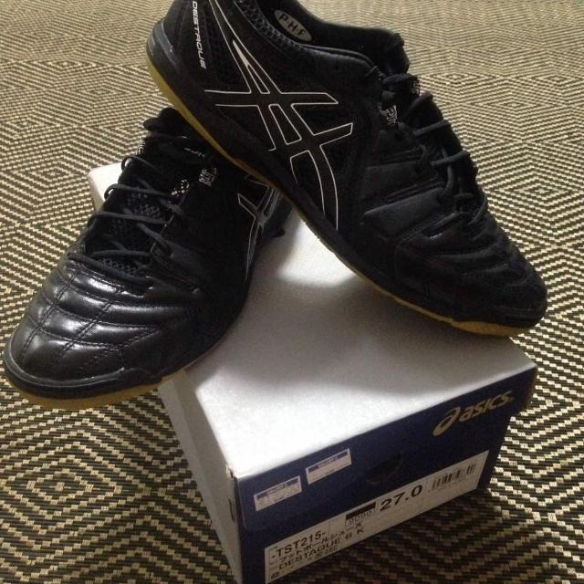 kup tanio specjalne do butów nowy wygląd Asics Destaque 6K BLACK