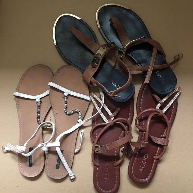 Assorted Summer Sandals
