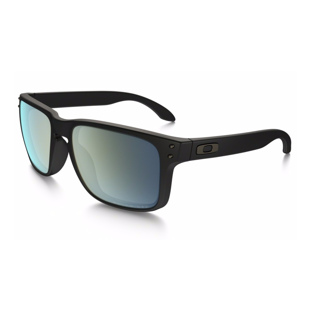 fdce62b0791 Authentic Brand New in Box Oakley (OO9102-50) Holbrook Matte Black ...