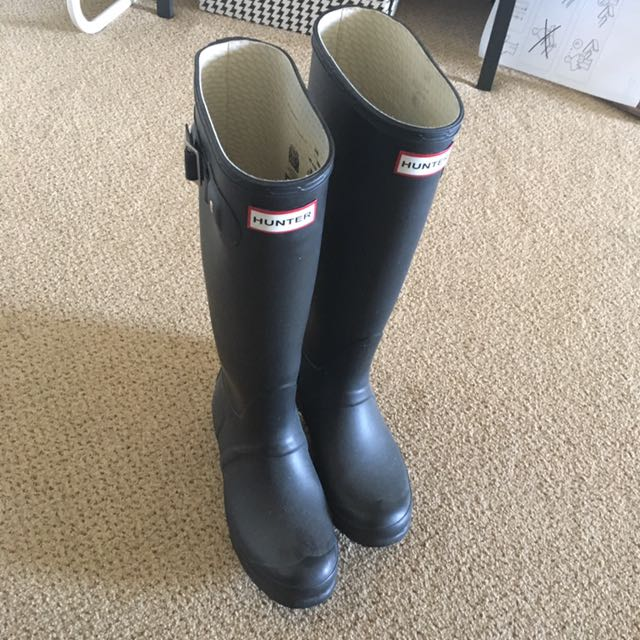 Authentic Hunter Boots Original Tall