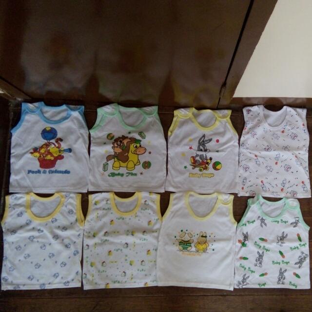 Baby clothes (pambahay)