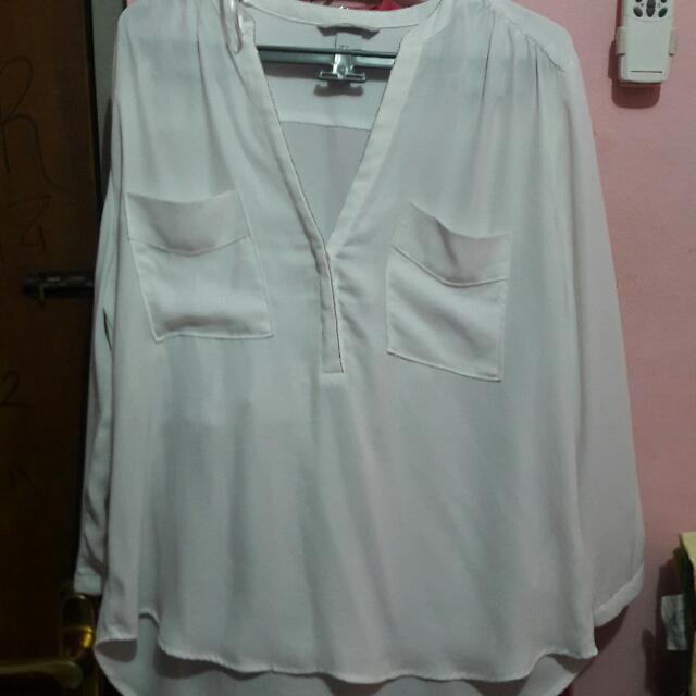 Baju Kemeja H&m
