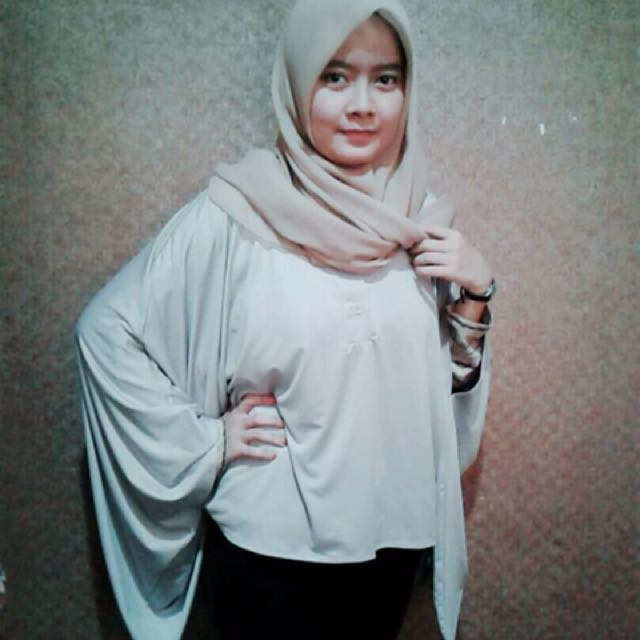 Blouse Batwing (PO)