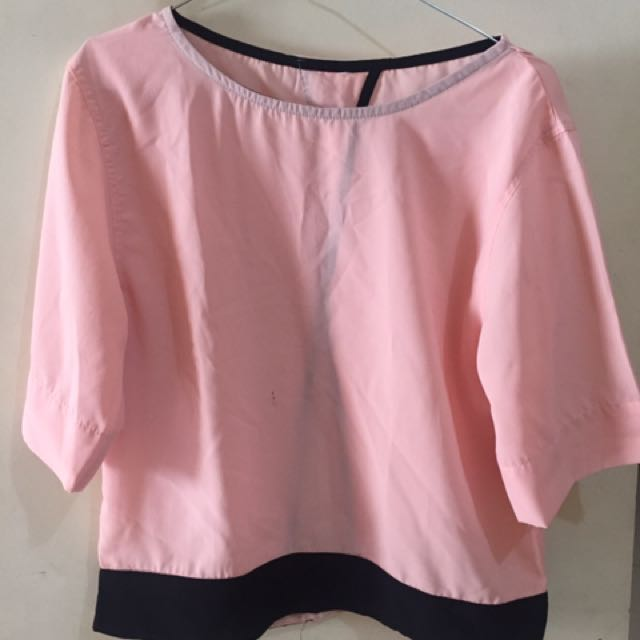 Blouse Peach