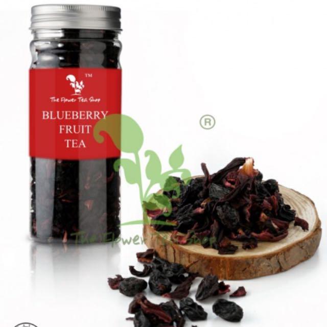 Blueberry Fruit Tea ☕️
