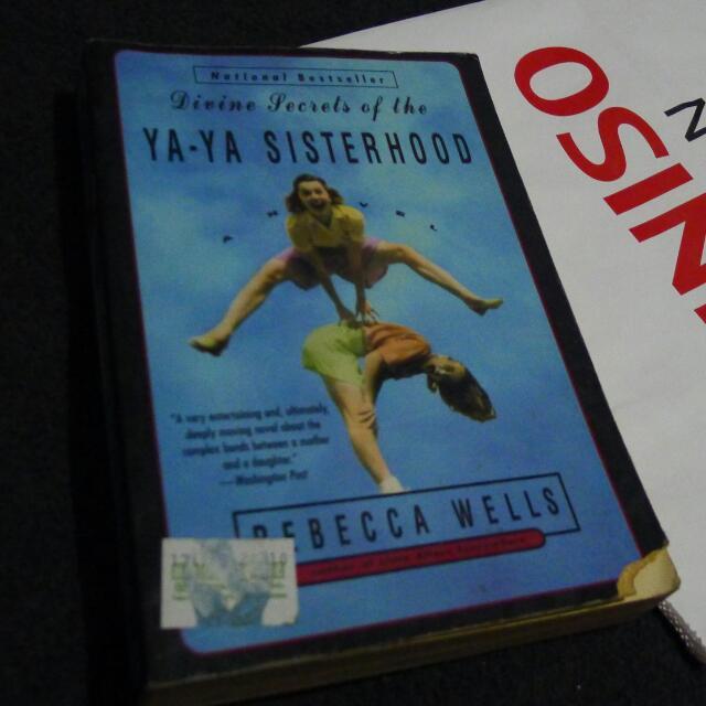 Book: Divine Secrets of the Ya-Ya Sisterhood