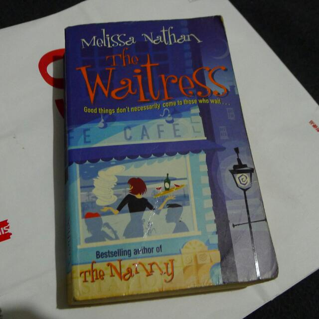 Book: The Waitress