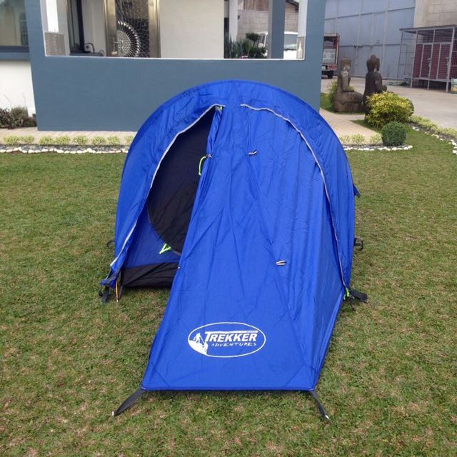 photo photo ... & Brown Trekker Tadpole Tent (Royal Blue) Everything Else Others ...