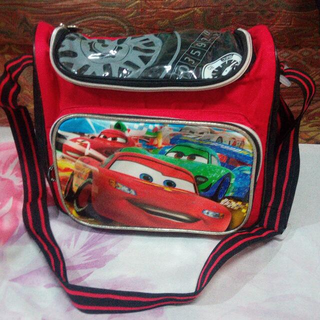 Cars Messenger Bag
