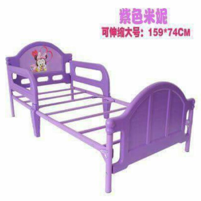 Cartoon Character bed for kids