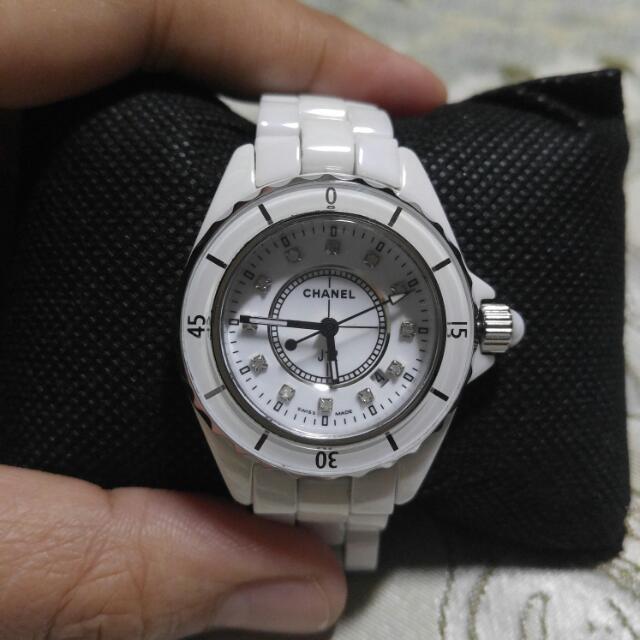 Ceramic Chanel Watch