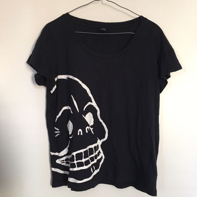 CHEAP MONDAY Skull Tee