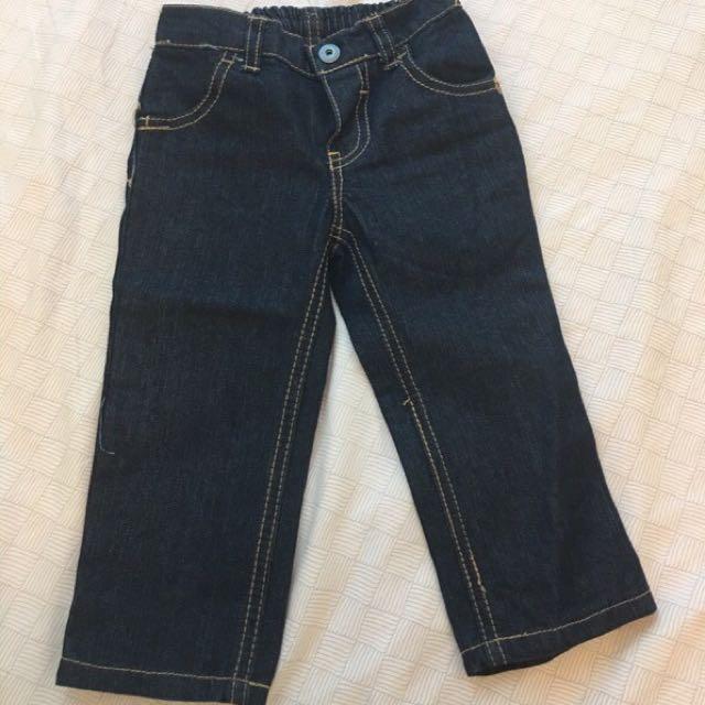 CK Jeans 兒童牛仔褲 18m