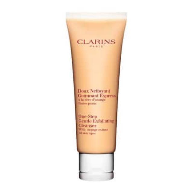 Clarins Gentle Exfoliating Cleanser