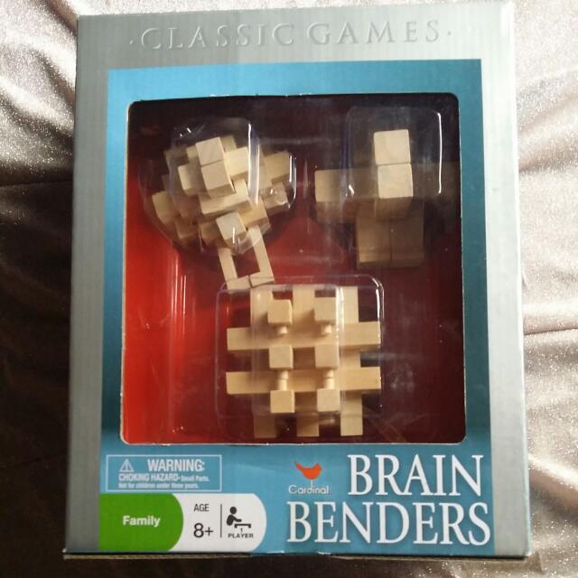 Classic Games Brain Benders