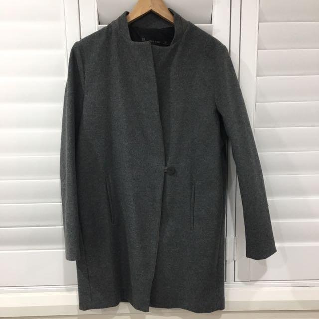 Coat - Zara